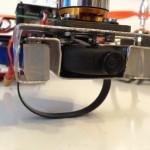 Der Prototyp der Kamerahalterung